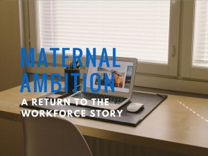 Return to work after kids