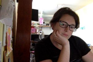 Customer persona of copywriter Angela Denly